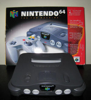 Nintendo 64 | Video Game Console Library
